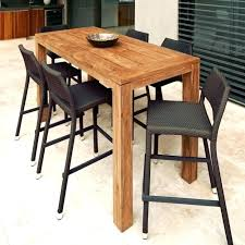 outdoor bar furniture sets bar stool patio ture set pub table sets outdoor stools with height