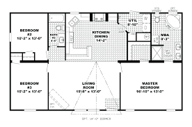 small floor plans. 2 Bedroom Open Plan House Small Floor Plans Houses Flooring Picture Ideas A