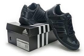 men s adidas leather black grey hiking shoes ld1291