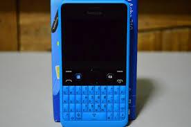 Juan Gadyet: Unboxing Nokia Asha 210