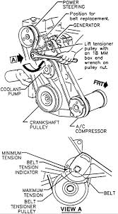 similiar 3800 series 2 serpentine belt route keywords series 3 belt routing on v6 engine serpentine belt 3800 series ii