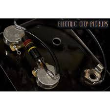 ecp les paul junior® wiring harness