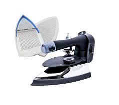 Bàn ủi hơi nước bình treo công nghiệp ES-300 Silver Star + Mặt nạ chống  bóng vải - Hàng Chính Hãng   Bàn ủi hơi nước