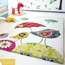 children playroom rugs kids rug little carpet rugs collection bird colourful play mat cool playroom rugs