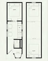 sample floor plans for the coastal cottage tiny house design x