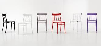 Chairs polycarbonate design and innovation