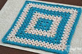 Square Crochet Pattern Cool Ideas