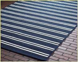 black and white striped rug 8x10 navy area home design ideas