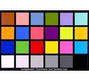 Macbeth Colorchecker Aka Macbeth Color Checker Chart Stuff