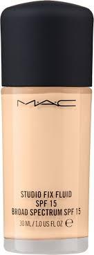 <b>MAC Studio Fix</b> Fluid SPF 15 - Liquid Foundation | Ulta Beauty