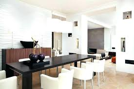 rectangle dining room lighting dining table