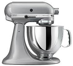 kitchenaid 3 5 quart mixer. kitchenaid ksm150pssm artisan series 5-quart stand mixer, silver metallic [discontinued] kitchenaid 3 5 quart mixer a