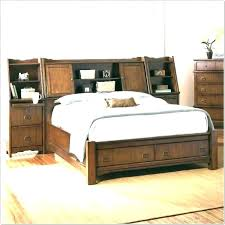 wood king size bed frame – azranetwork.co