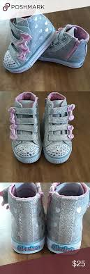 Your Girl When My Sketchers Light Up Light Up Twinkle Toes Sketchers Size 5 Nwot Girls Light Up