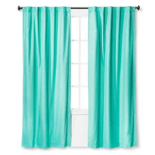 Twill Light Blocking Curtain Panel Pillowfort Target
