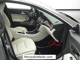 mercedes benz cla fuses location designation map one of the fuse boxes is located under the hood you will see the box once you open the hood look on the drivers side cla pull fuses