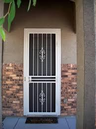 metal security screen doors. Security Door Bar Metal Screen Doors U