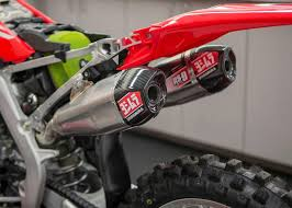 2018 honda 450f. perfect 2018 the crf450ru0027s new engine and muffler configuration gave us the opportunity  to create an entirely system built specifically for crf450 machines inside 2018 honda 450f