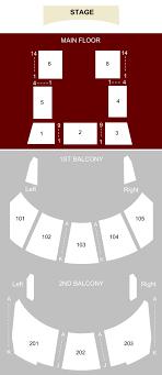 Hammerstein Ballroom New York Ny Seating Chart Stage