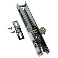 sliding glass door lock replacement home