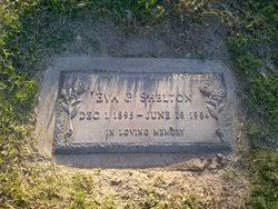 Eva Priscilla Shelton (1895-1984) - Find A Grave Memorial