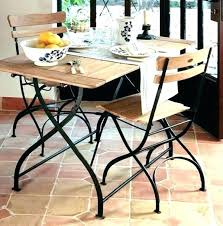 small bistro table set indoor and chairs glass pub s outdoor