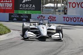 Image result for Josef Newgarden at Long Beach 2018 pictures