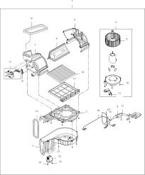 971761f210 genuine kia wiring assy blo 2005 kia sportage heater system blower unit diagram