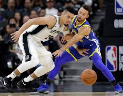 Steve Kerr: 'Stephen Curry is a two-way guy'
