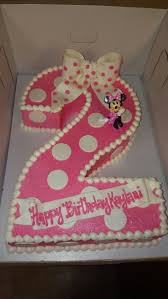 Minnie Mouse Cake Oh Twodles In 2019