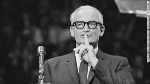 Is Donald Trump Another Barry Goldwater Opinion Cnn