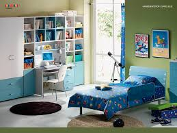 Kids Bedroom Interior Admirable Boys Room Design With White Cabinets And Blue Drawers