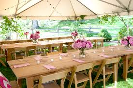 Outdoor Table Decor Simple Outdoor Party Decorations For Your Table And More