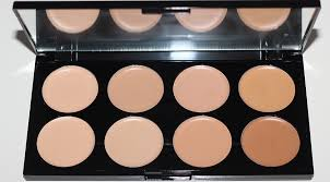 concealer makeup revolution cover and conceal palette d makeup revolution london light um ultra