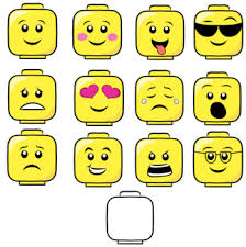 Lego Feelings Chart Lego Emotions Worksheets Teaching Resources Teachers Pay