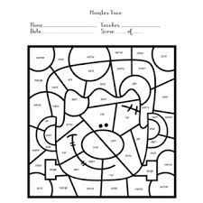 Short vowels, long vowels, consonant blends/digraphs, and advanced phonics sounds. Halloween Phonics Color By Code R Controlled Vowel Worksheet Packet No Prep