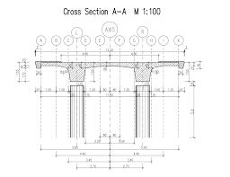T Girder Bridge Design Example Double T Beam Post Tensioned Concrete Bridge Sofistik
