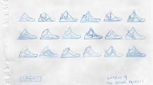 Nike Shoe Design Process Nike Defines Basketball Performance Innovation With The