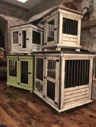 WOW is the Best DOG CRATE idea we have ever seen Love this