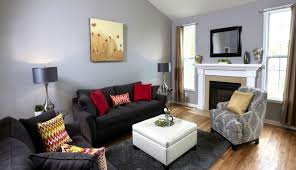 Small Modern Living Room Design Painting Awesome Inspiration