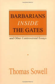 barbarians inside the gates and other controversial essays by  3045