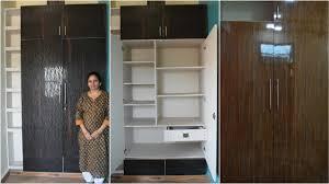Kather Almari Design Wooden Almirah At Best Price In India