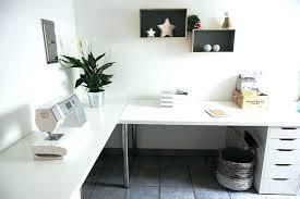 long desks for home office. Corner Desks For Home Desk Office Ideas Contemporary . Long L