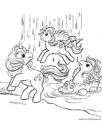 mlp coloring pages printable coloring book free printable my little pony generation 1 coloring sheets