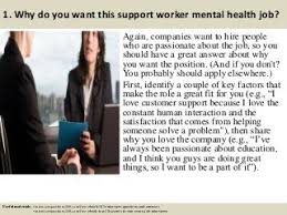 Interview Questions And Answers For Office Assistant Top 10 Support Worker Mental Health Interview Questions And