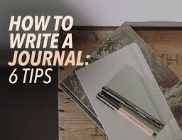 Personal Journals For Sale How To Write A Journal 6 Tips The Write Practice