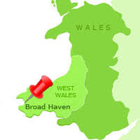 """Résultat de recherche d'images pour """"broad haven wales"""""""