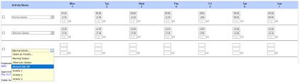 Time Sheet Online Hosted Online Timesheets For Myob