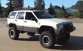 Awesome 1996 Jeep Grand Cherokee Laredo For Autowp.ru Jeep Grand ...