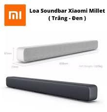 Loa Soundbar Xiaomi Millet ( Trắng - Đen ): Mua bán trực tuyến Loa thanh  với giá rẻ